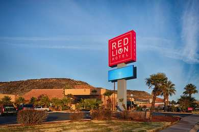 Red Lion Hotel St George