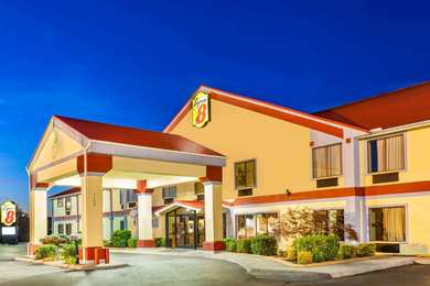 Super 8 Hotel South Morristown