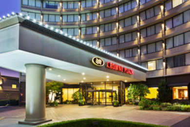 Crowne Plaza Hotel Oregon Convention Center Portland