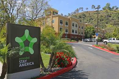 Extended Stay America Hotel Stadium San Diego