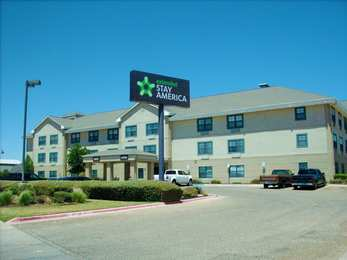 Extended Stay America Hotel Southwest Lubbock