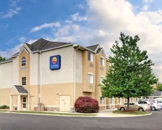 Comfort Inn & Suites Airport Sterling