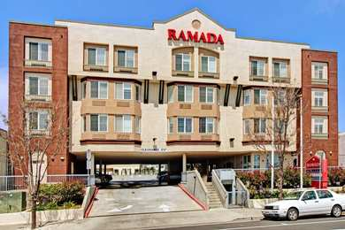 Ramada Limited Hotel SFO Airport South San Francisco