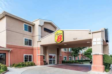 Super 8 Hotel North Fort Worth