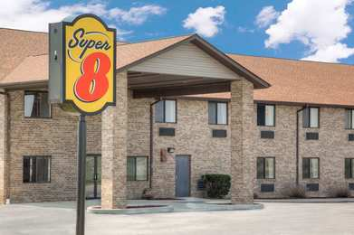 Super 8 Hotel Gas City