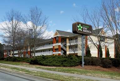 Extended Stay America Hotel Durham