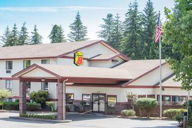 Super 8 Hotel Lacey