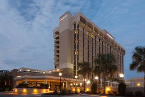 Marriott Hotel Charleston