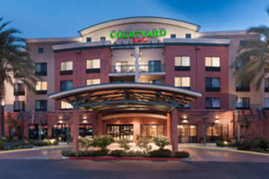 Courtyard by Marriott Hotel Burbank Airport