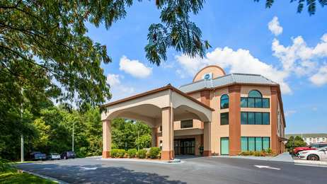 Best Western Carowinds Inn Fort Mill