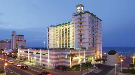 Boardwalk Resort & Villas Virginia Beach