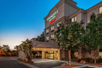 SpringHill Suites by Marriott Rancho Bernardo San Diego