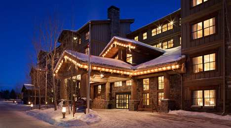 Teton Mountain Lodge & Spa Teton Village