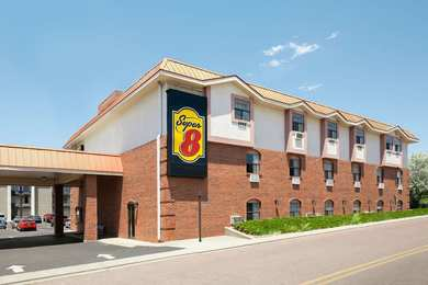 Super 8 Hotel Air Force Academy Colorado Springs