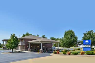 Americas Best Value Inn & Suites Bryant