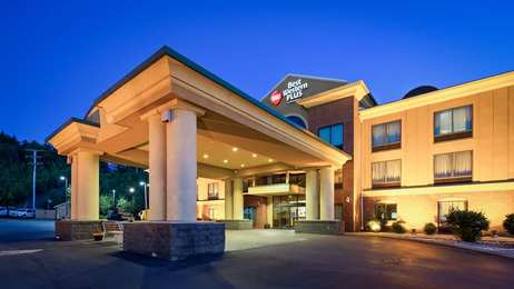 Best Western Plus Clearfield Hotel