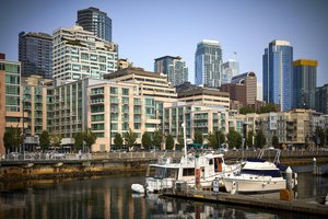 Marriott Hotel Waterfront Seattle