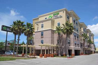 Extended Stay America Hotel Belmont