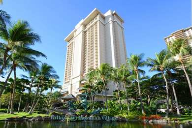 Hilton Grand Vacations Hotel at Hawaiian Village Waikiki