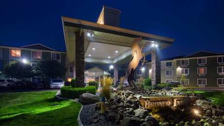Best Western Plus Bronco Inn Ritzville