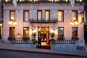 Marriott Hotel Downtown Quebec City