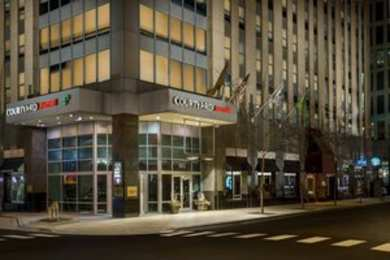 Courtyard by Marriott Hotel Magnificent Mile Chicago