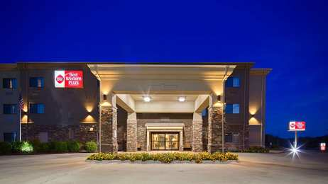Best Western Plus Red River Inn Clarendon
