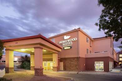 Homewood Suites by Hilton Journal Center Albuquerque