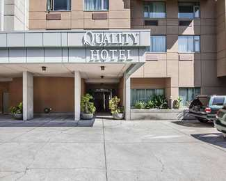 Quality Hotel Vancouver Airport South Richmond