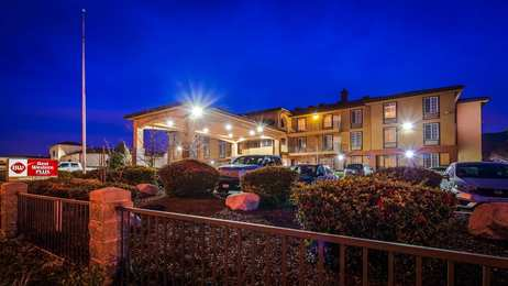 Best Western Plus Country Park Hotel Tehachapi