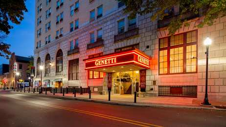 Genetti Hotel & Suites Williamsport