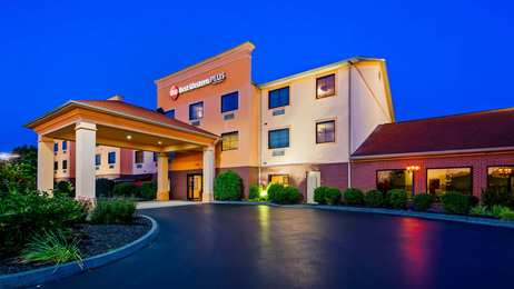 Best Western Plus Strawberry Inn & Suites Knoxville
