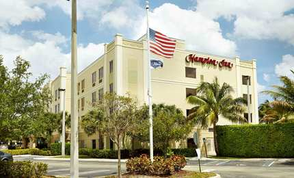 Hampton Inn Airport West Palm Beach