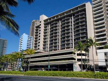 Aqua Palms Waikiki Hotel Honolulu