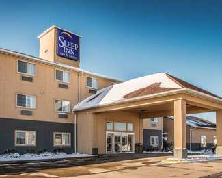 Sleep Inn & Suites Mt Vernon