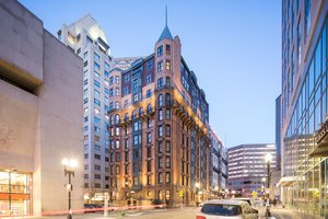 Courtyard by Marriott Copley Square Hotel Boston