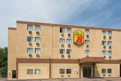 Super 8 Hotel Colorado Springs