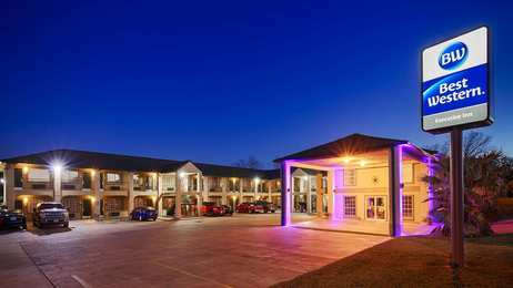 Best Western Executive Inn Hallettsville