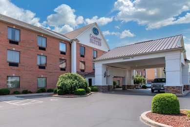 Comfort Suites Airport Louisville