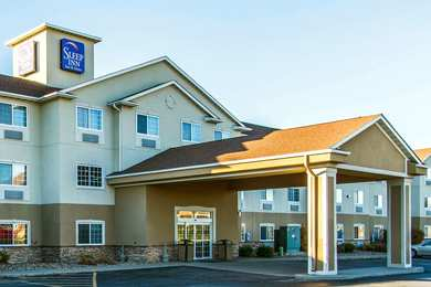 Sleep Inn & Suites Pleasant Hill