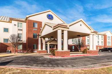 Comfort Suites South Amarillo