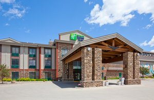 Holiday Inn Express Hotel & Suites Baxter
