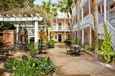 Elliott House Inn Charleston