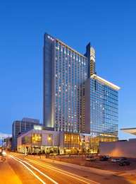 Hyatt Regency Hotel Convention Center Denver