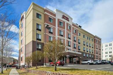 Hampton Inn & Suites Speer Blvd Denver