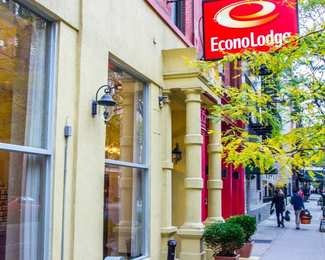 Econo Lodge Times Square New York City