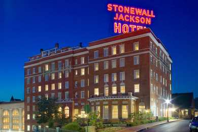 Stonewall Jackson Hotel & Conference Center Staunton