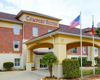 Comfort Suites University Drive College Station