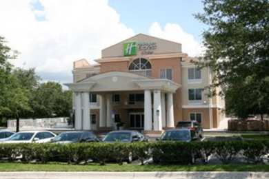 Holiday Inn Express Hotel & Suites West Brooksville