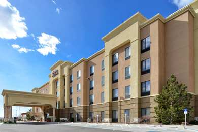 Hampton Inn & Suites Coors Albuquerque